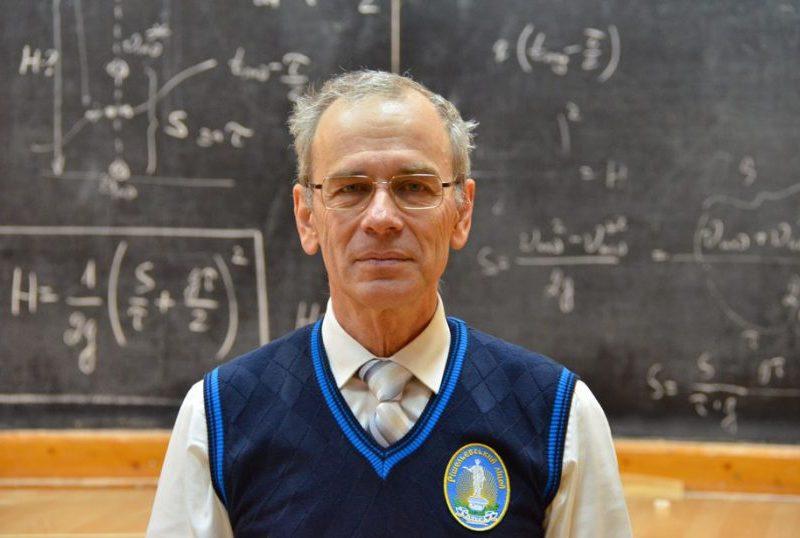 С 7 по 11 класс: одесский учитель физики завершил свой курс видеоуроков на Youtube