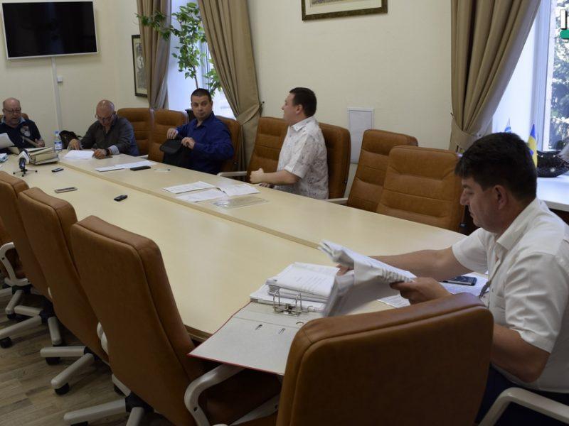 Депутаты не согласовали передачу на баланс КП «Николаевские парки» 10 парков