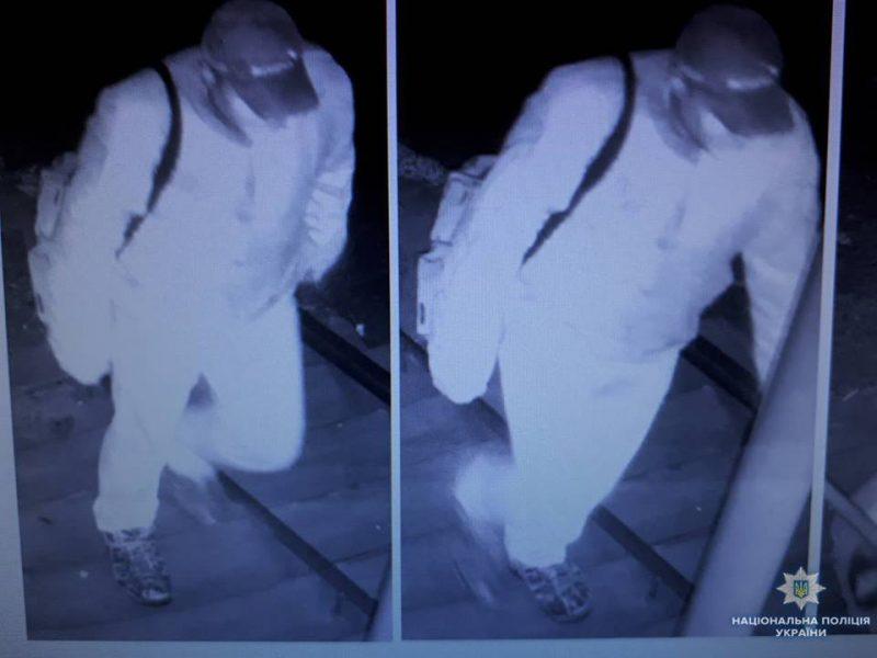 Полиция просит николаевцев установить личность вора, обокравшего за полгода 19 лифтов