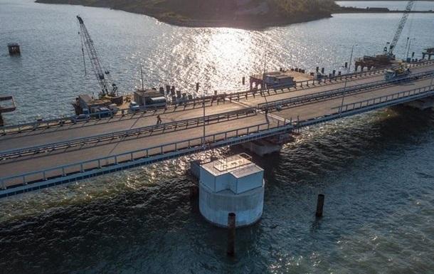 Великобритания пригрозила России санкциями за Керченский мост