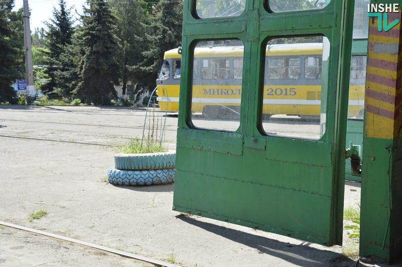 Депутаты комиссии по ЖКХ и транспорту не стали разбираться в жалобе работников КП «Николаевэлектротранс», которая к тому же оказалась поддельной (ВИДЕО)