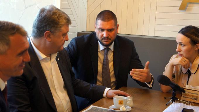 «Меня не нужно было назначать в Николаевскую область», – Савченко рассказал о своих ошибках