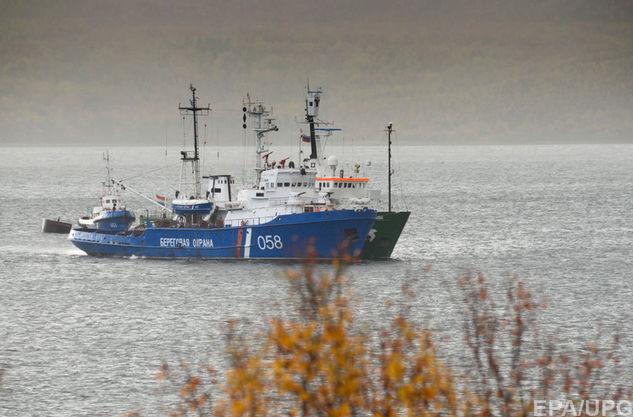 """Моряки очаковского судна """"ЯМК-0041"""", задержанные в оккупированном Крыму, отказались от пищи"""