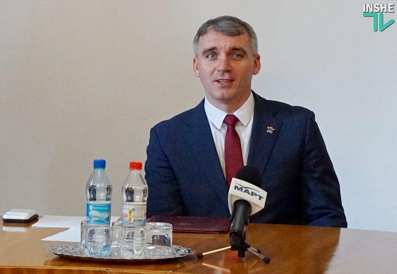 Сенкевич поддержал передачу спорткомплекса «Заря» в собственность города