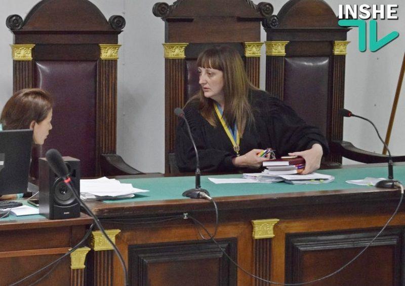 В Николаеве судья, которая выбирала меру пресечения Казимирову, пожаловалась в прокуратуру на давление полиции и активиста