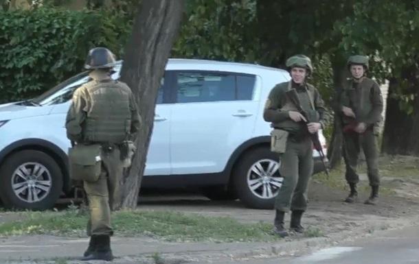 В Днепре полиция в детсаду тренировалась бороться с террористами на трехлетних детях. Родители в шоке