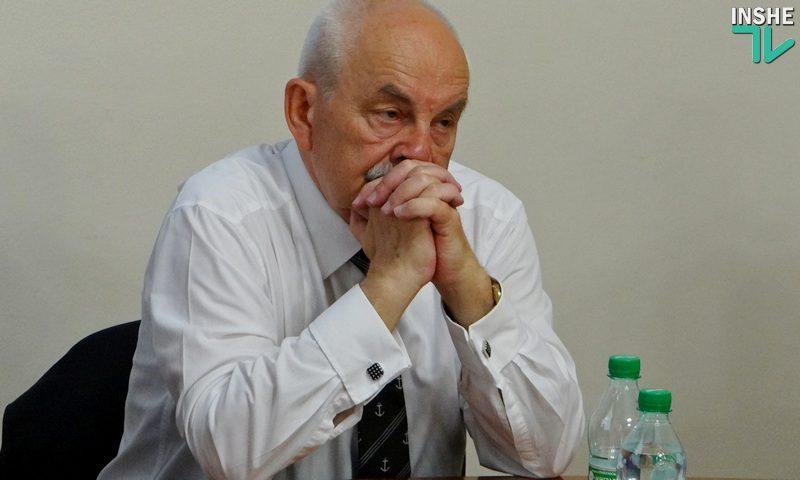 Какие законопроекты нужны для выхода из кризиса украинского судостроения? «Укрсудпром» в Николаеве дал ответ на этот вопрос