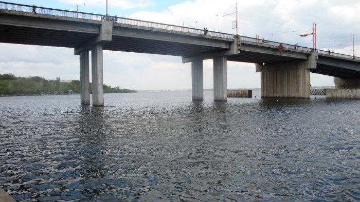 Завтра в Николаеве на один час разведут Ингульский мост