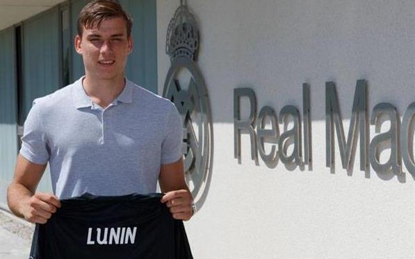 Главный тренер Реала оценил игру Лунина в матче против Ювентуса