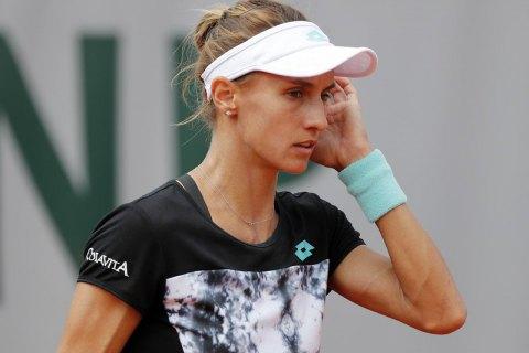 Украинка Цуренко вышла во второй круг теннисного турнира в Китае