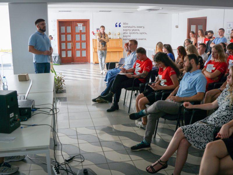 «Мы увидели, какое можем оказывать влияние» – Украинская академия лидерства подвела итоги второго учебного года в Николаеве