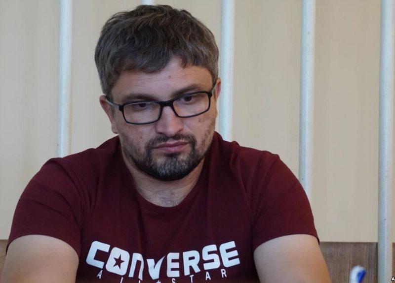 Арестованного в Крыму активиста отправили в психиатрическую больницу – адвокат