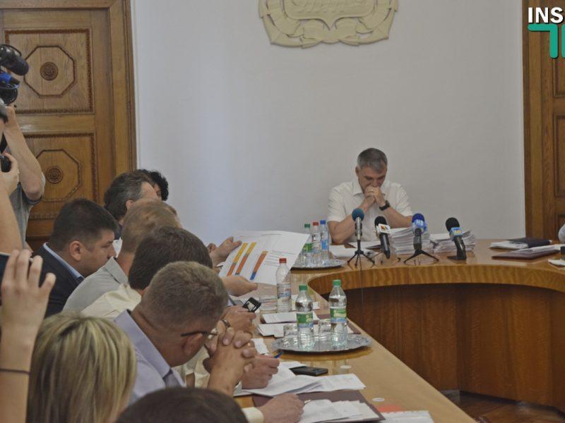 Исполком согласовал перечень домов Николаева, в которых сделают злополучные откосы