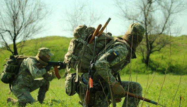 ООС: боевики 19 раз обстреляли украинские позиции, есть раненые