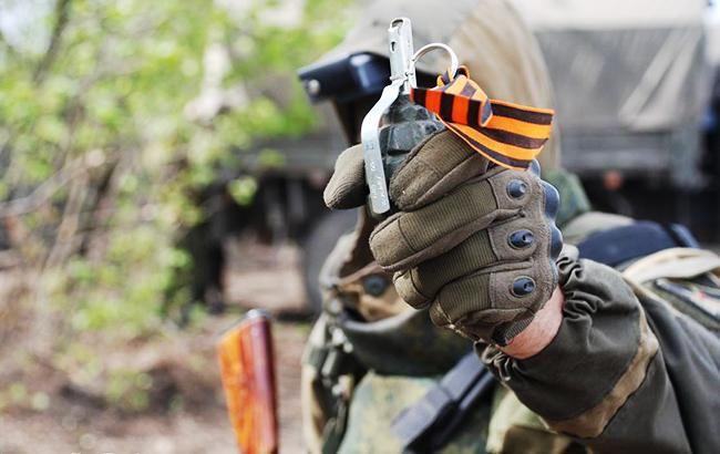 С начала суток на Донбассе произошло 8 обстрелов