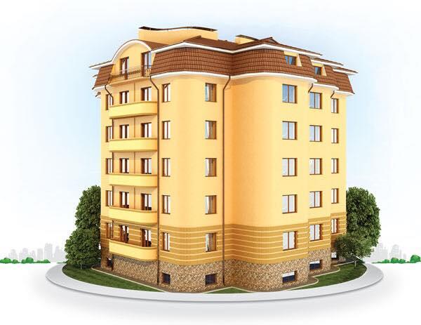 Ввод в эксплуатацию жилья в Украине за 6 мес. увеличился на 29,5% – Госстат