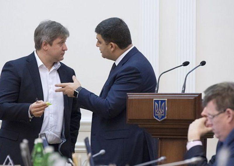 Гройсман определился с Данилюком и требует отставки министра финансов. Срочно