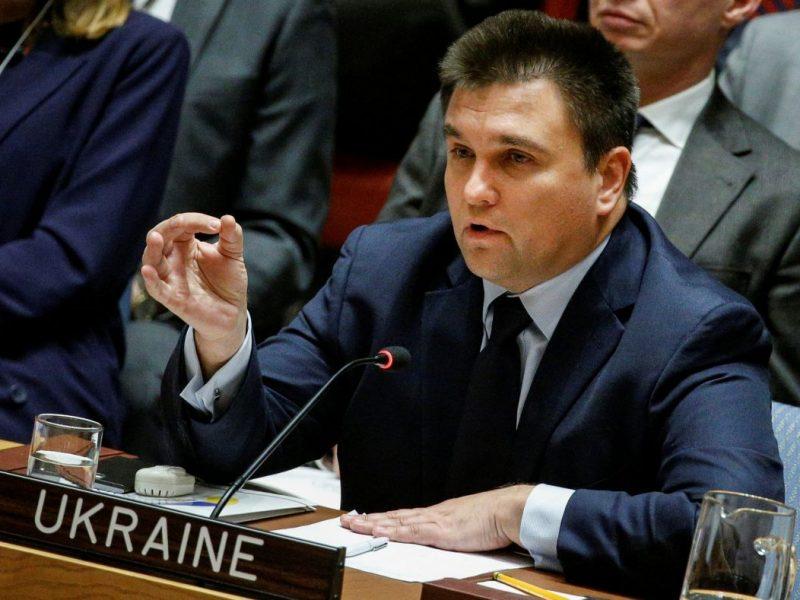 Климкин рассказал, кто в Европе наибольший лоббист идеи «русского мира» для Украины