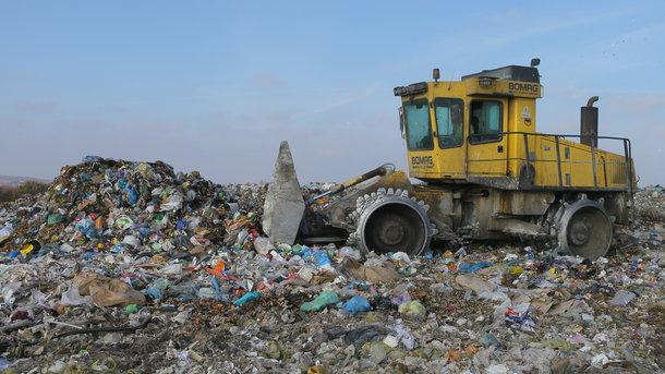 Исполком отказался повышать тариф на вывоз мусора в Николаеве