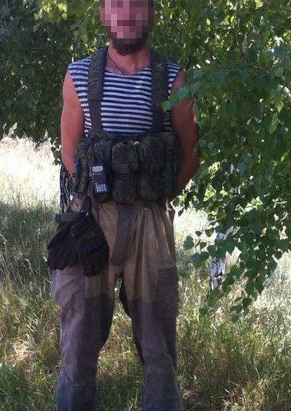 СБУ задержала разведчика «ДНР», причастного к обстрелам Марьинки и Красногоровки