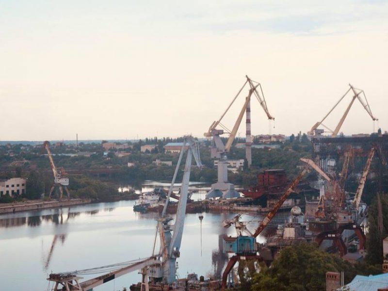 Суд обязал «Кузню на Рыбальском» выплатить 3,3 млн грн Николаевскому судостроительному заводу