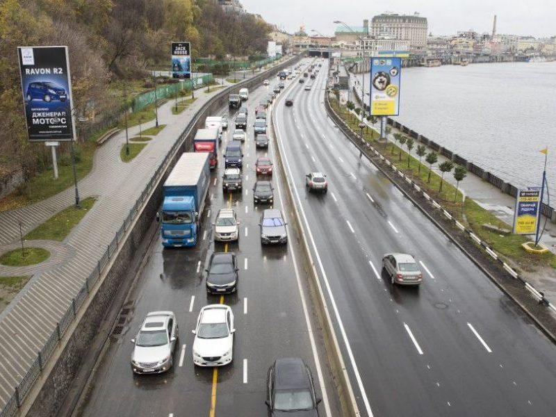 Минрегионстрой в новых строительных нормах сузил полосы дорожного движения