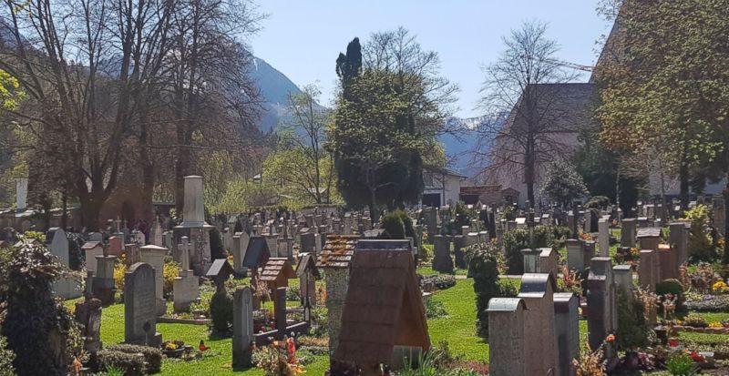 Место на старинном кладбище – по лотерейному билету: так решили власти одного немецкого городка