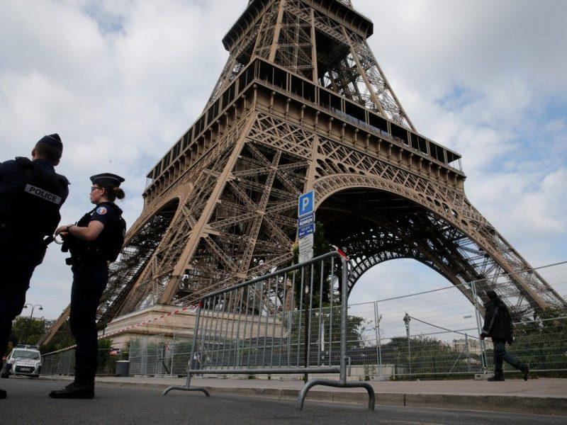 Во Франции объявили чрезвычайное положение по климату