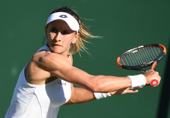 «Моя цель — пробиться в топ-10»: южноукраинская теннисистка Цуренко о планах на следующий сезон