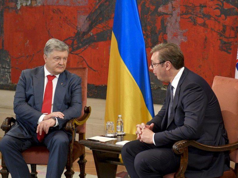 Украина пытается подружиться с союзником России на Балканах – СМИ