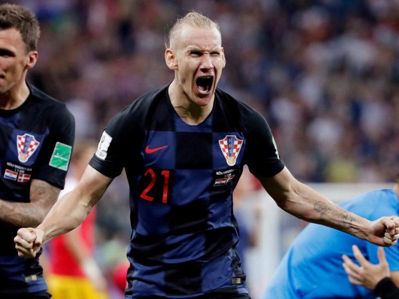 """Хорватский футбольный союз: """"Слава Украине!"""" – это ответ на поддержку, полученную хорватами со стороны украинцев"""