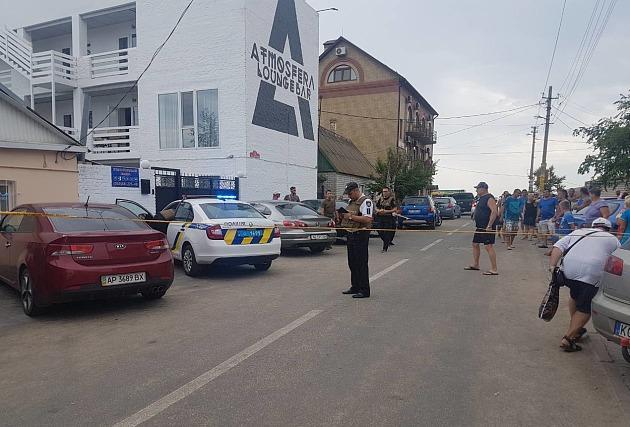 Аброськин: убийство Сармата в Бердянске было заказным