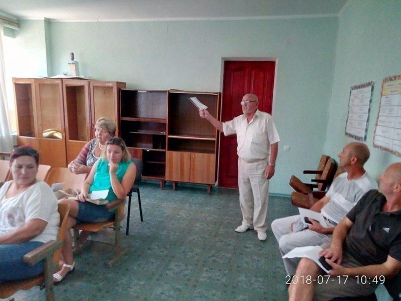 На Березанщине проверят деятельность старосты из-за «высокой зарплаты» и «бурьянов»