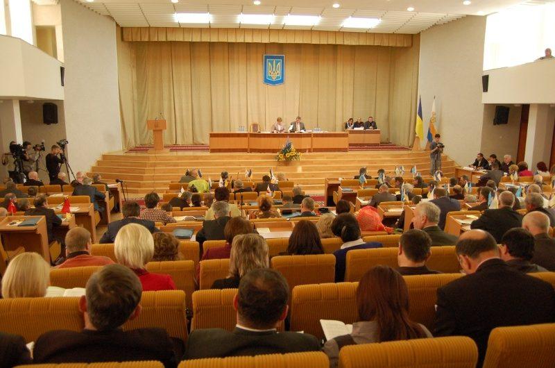 Изменения в бюджет и программу «Турбота», назначение трех руководителей КП – завтра состоится сессия Николаевского облсовета