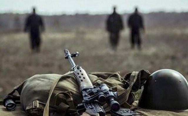 На Донбассе после контузии исчез украинский боец