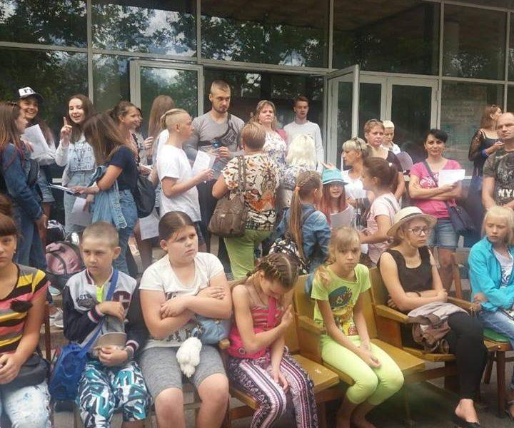 Николаевских детей льготных категорий отправили отдыхать на море
