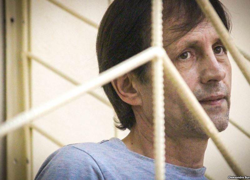 Обнародовано видео потасовки в крымском изоляторе, после которой против Балуха открыли второе дело