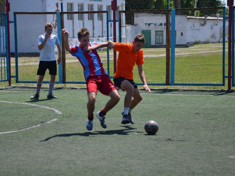 «Дрим» – обладатель весенне-летнего кубка ЛУФ среди юниоров в Николаеве