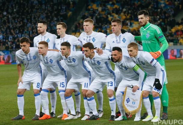 Определился соперник киевского Динамо в квалификации Лиги чемпионов