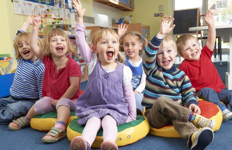 В Украине до конца года планируют открыть более 50 новых детсадов