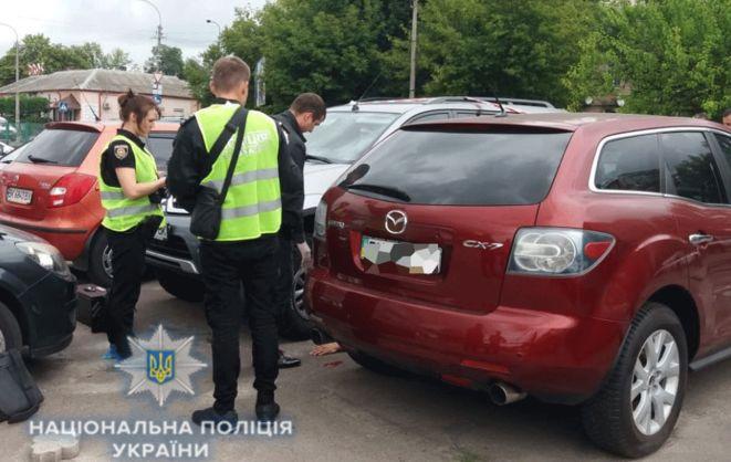 В Ровно киллер застрелил на парковке местного предпринимателя