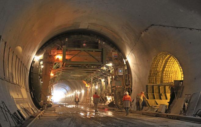 В Украине начали консервацию старого Бескидского тоннеля