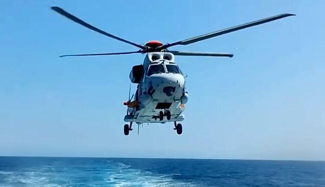 На военной базе в Южной Корее разбился вертолет, пятеро погибших