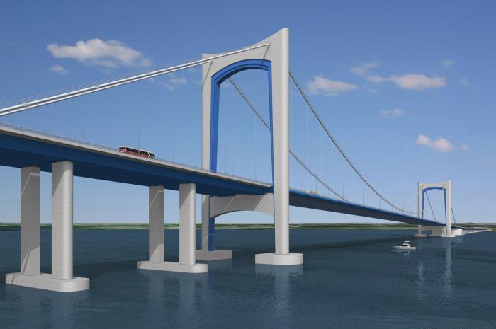 В 2019 году через реку в Южноукраинске хотят построить мостовой переход