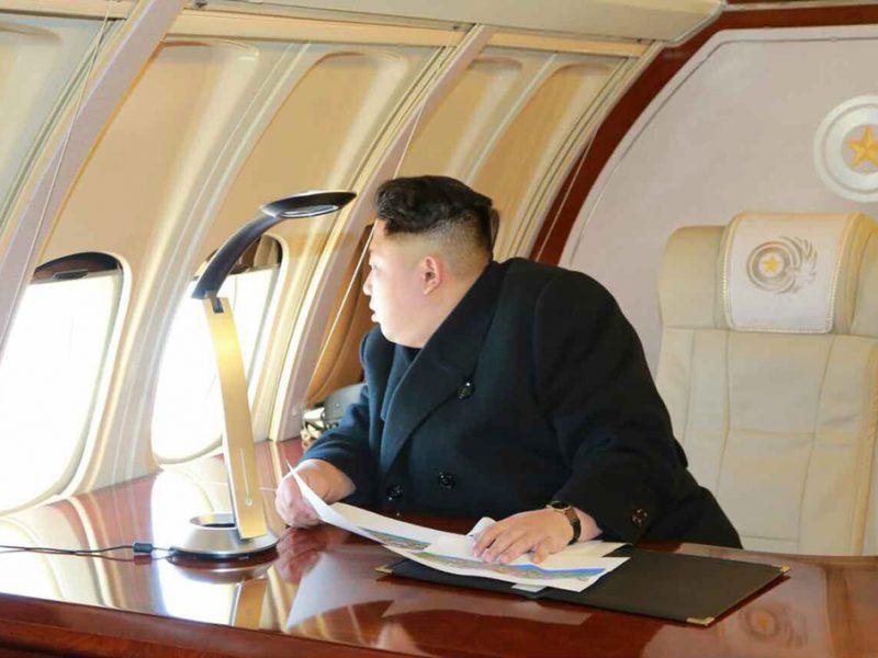 Ким Чен Ын отправил 2 тонны деликатесных грибов в подарок лидеру Южной Кореи
