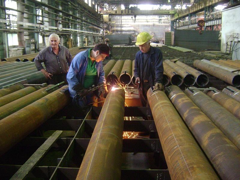 На заводе Новинского в Николаеве будут строить сгуститель для Южного ГОКа