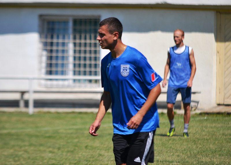 МФК «Николаев» одолел «Волынь» в контрольном матче благодаря дублю Авраменко