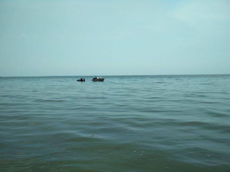На Николаевщине утонул рыбак, вышедший на лодке на Днепровский лиман