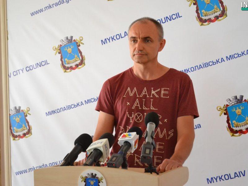 Руководитель «Центра защиты животных» отчитался перед николаевцами о проделанной работе