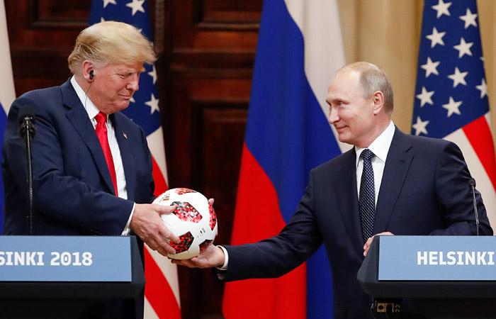 "Трамп назвал Клинтон ""сумасшедшей"" и заявил о симпатии к россиянам"